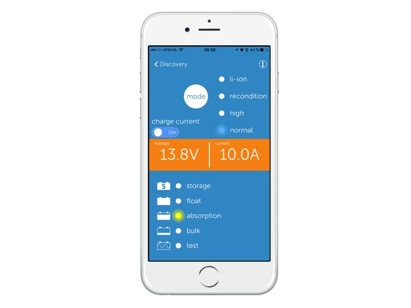 Victron Blue Smart IP22 Battery Charger 12V 30A(3) | 12 Volt Planet